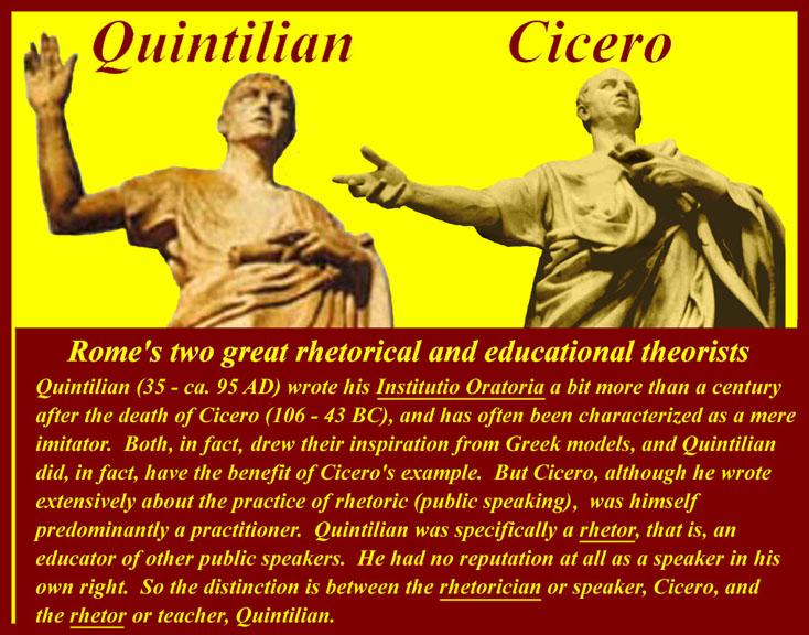 The Roman Six-Part Speech as an Essay