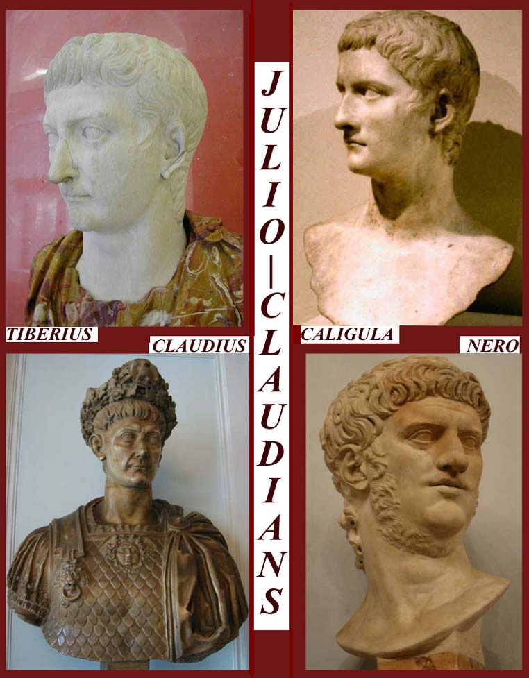 the last emperor of the julio claudian dynasty history essay 4th emperor of ancient rome, member of the julio-claudian dynasty claudius latin: tiberius claudius caesar augustus germanicus 1 august 10 bc – 13 october 54 ad) was the fourth roman emperorhe ruled from 24 january 41 ad to his death in 54 adhis great-uncle was the first emperor augustus, and his uncle was the second emperor tiberiushis nephew was the third emperor, caligula.