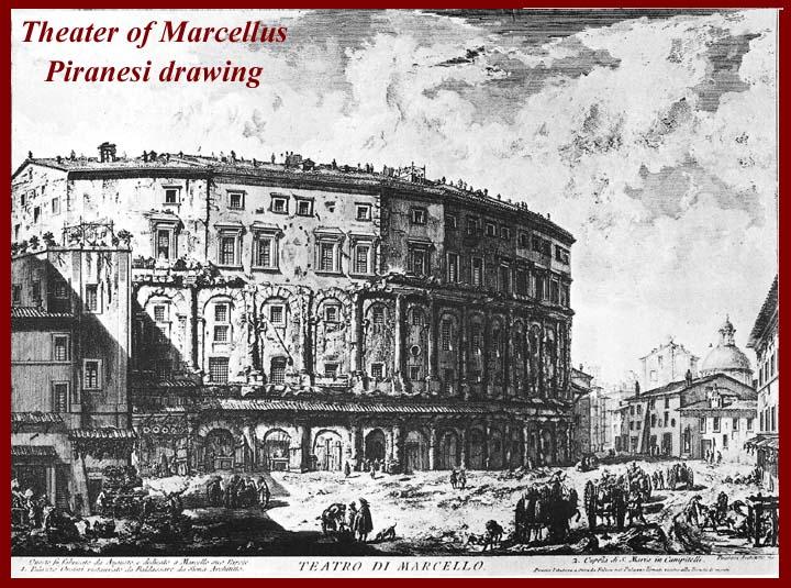 Theatre Of Marcellus Plan | www.pixshark.com - Images ...