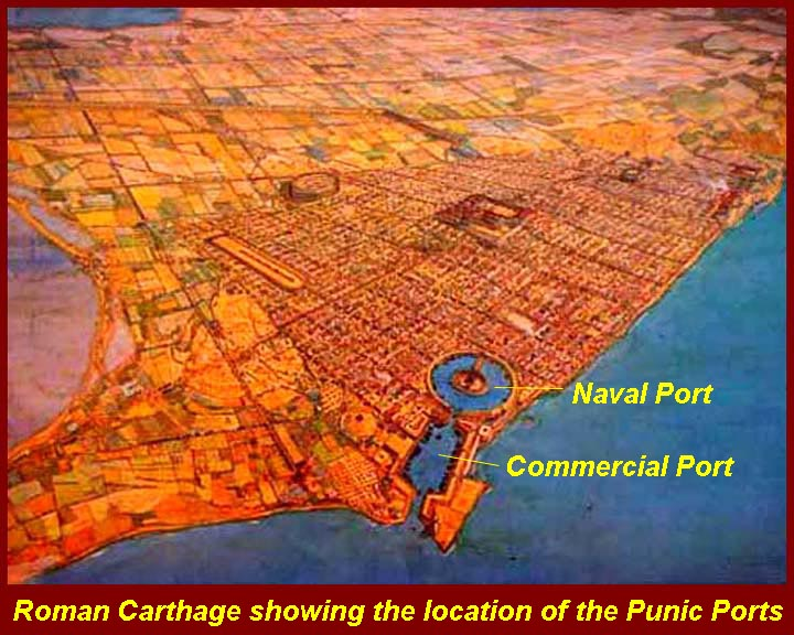 an overview of the carthage port city Africa & the middle east - tunisia on a budget - i'm starting to plan a family trip to tunisia for april 2008 we are a family of (288160) tunisia on a budget africa & the middle east.