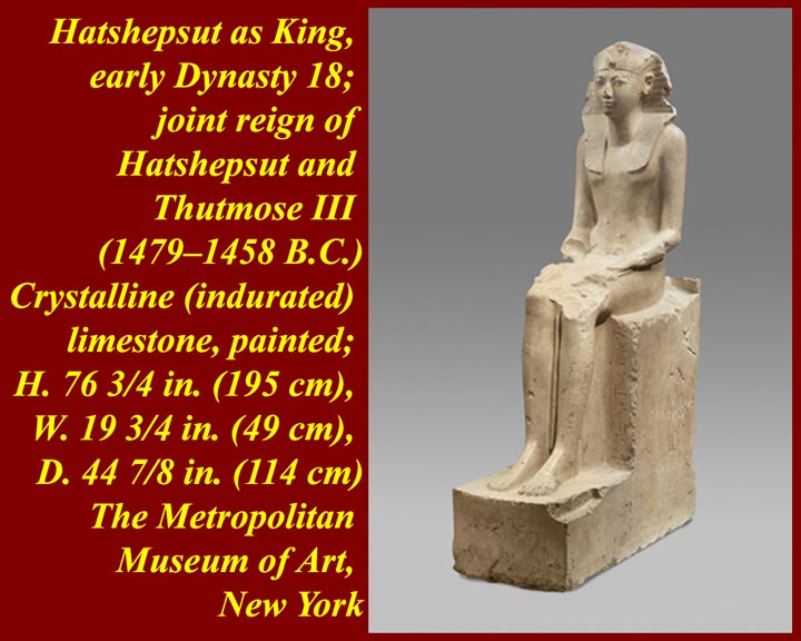 Information about hatshepsut