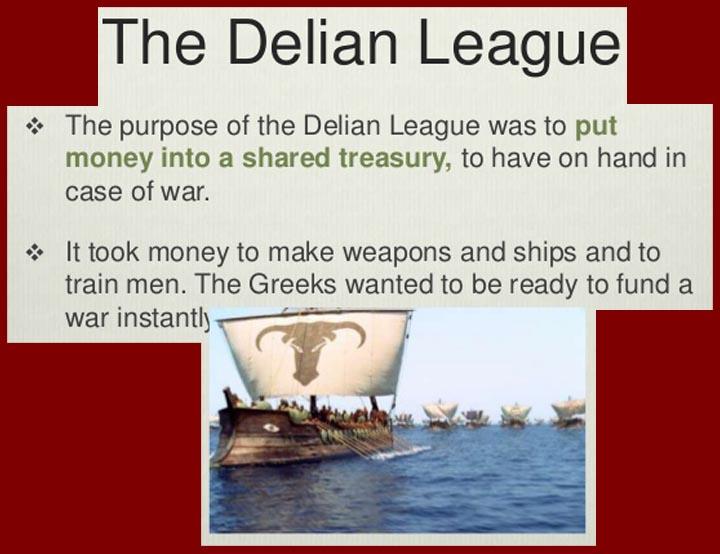 essays on the delian league