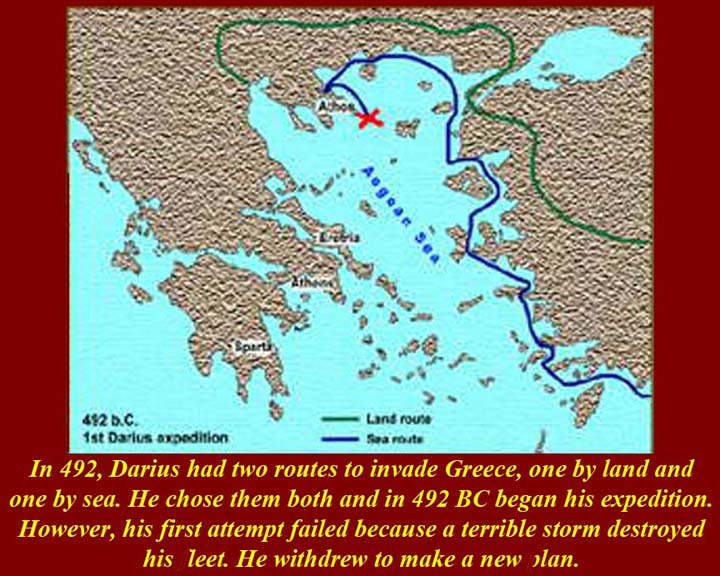 a history of the second persian invasion in greece The heroic battles of marathon, thermopylae, artemisium, salamis xerxes personally led the second persian invasion of greece with one of greek history.