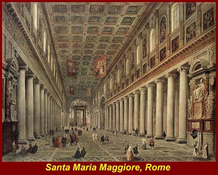 History i ancient rome for Roman interior designs