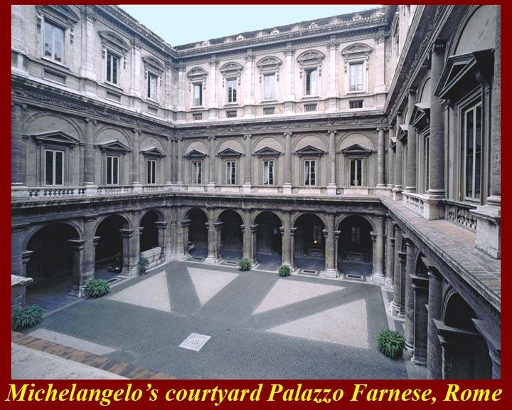 http://www.mmdtkw.org/RenRom0628b-FarneseMichelangeloCourtyard.jpg