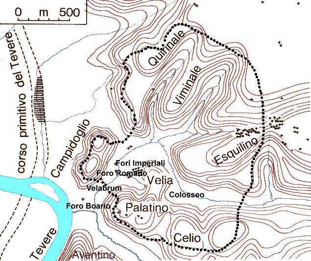 Hill Topographic Map.Basic Rome City Topography Alritkwrom101basictopo Html