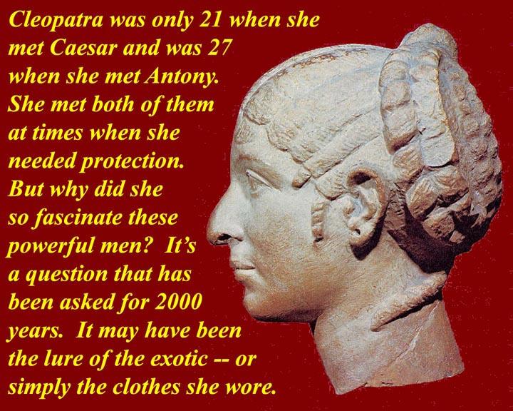 antony cleopatra essay